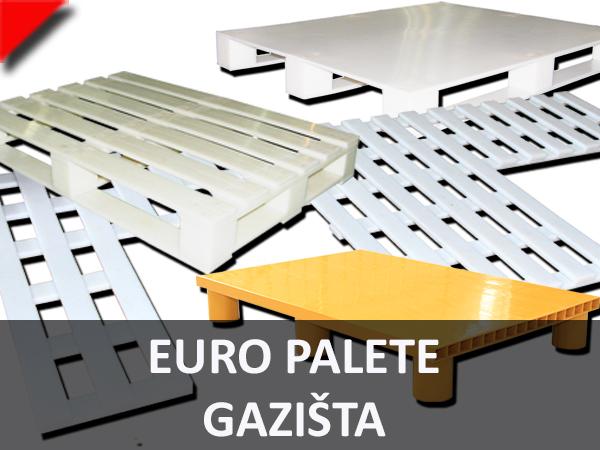 Euro Palete Gazišta