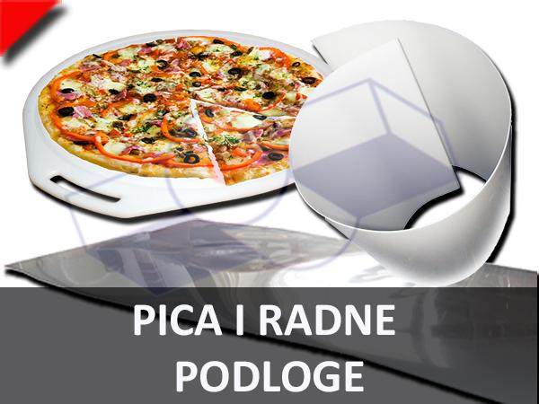 Pica i Radne Podloge