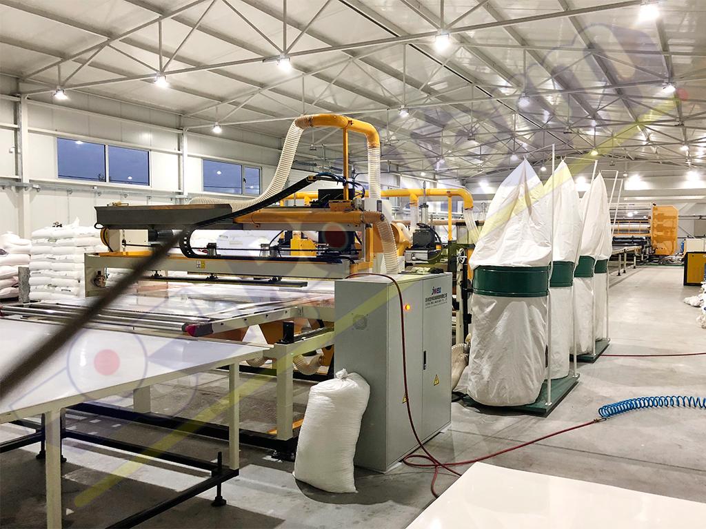 PoliTerm Linija Za Proizvodnju Ploča